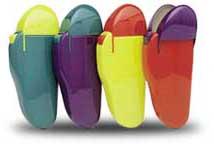 Flipper Fiesta optical cases