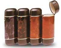 Granite optical cases