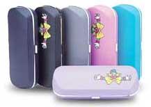 Junior optical cases